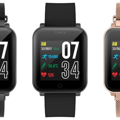 Timex Fit Smartwatch With Telemedicine Feature Launched in India