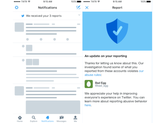Twitter Turns to Algorithms to Clamp Down on Abusive Content