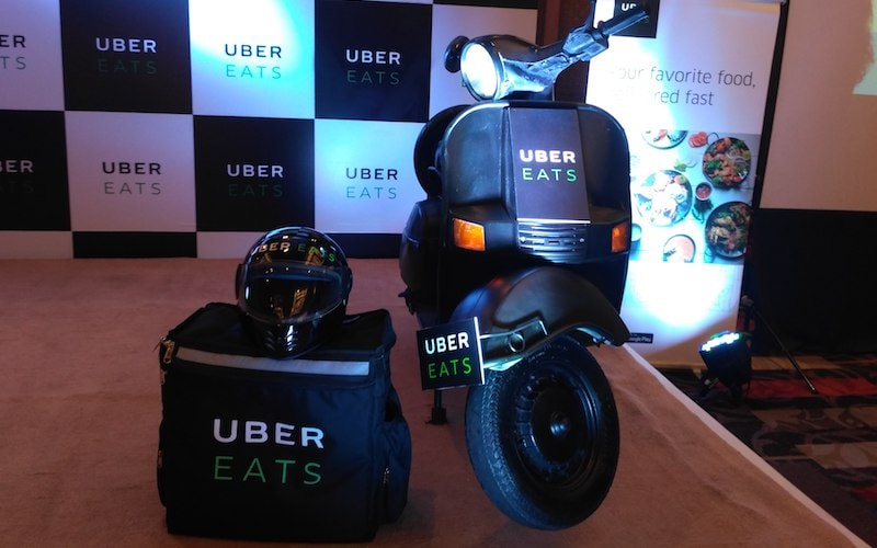 Ubereats Expands To Delhi Ncr Starting With Gurugram