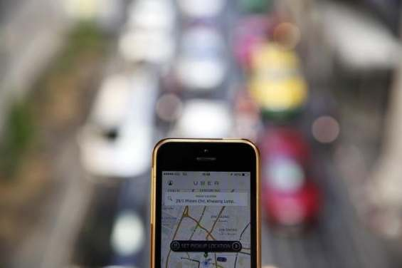 Uber Suspends Operation in Taiwan After Fine Hike