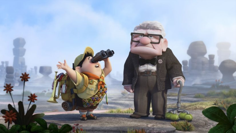 up movie Up Pixar
