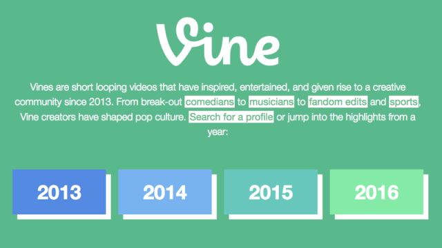Vine Users' Phone Numbers, Email Addresses Were Briefly Exposed, Twitter Reveals