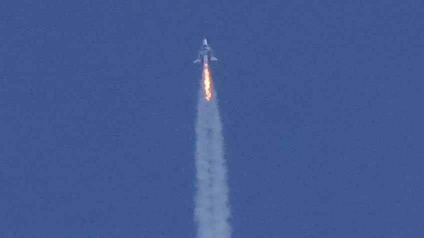 Virgin Galactic Spaceflight Deviation Under US Aviation Investigation