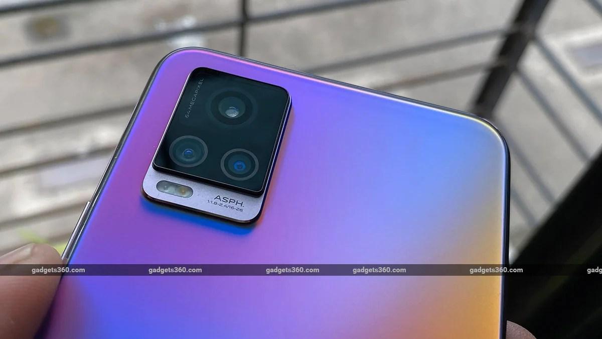 vivo v20 back camera module gadgets360 Vivo V20 Review