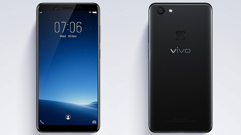 Vivo V7 India Launch Set for Today, How to Watch Live Stream