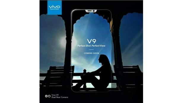 vivo v9 india launch confirmed inline Vivo V9 India Launch Confirmed