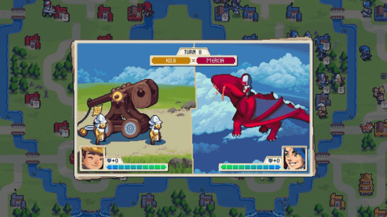 wargroove review combat wargroove_review