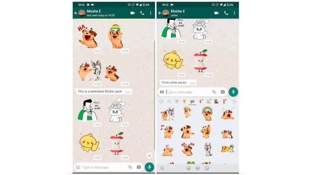 WhatsApp Messenger Starts Testing Animated Stickers on Android ...