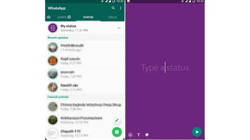 whatsappstatus androidpolice main WhatsApp