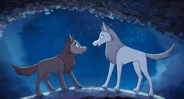 wolfwalkers wolves nighttime wolfwalkers