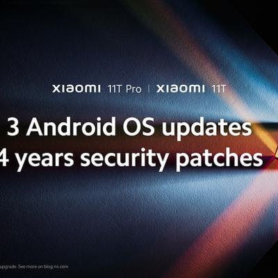 Xiaomi Announces 3 Android OS Upgrades for 11T Series in Policy Overhaul