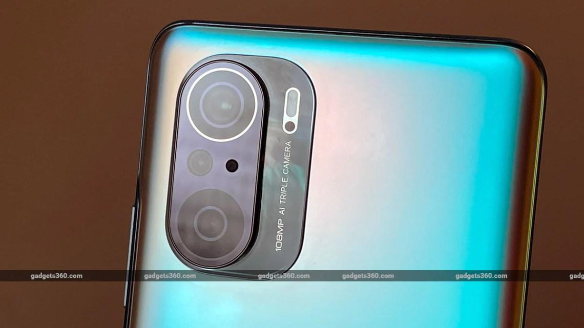xiaomi mi 11x pro camera module gadgets 360 Xiaomi Mi 11X Pro First Impressions