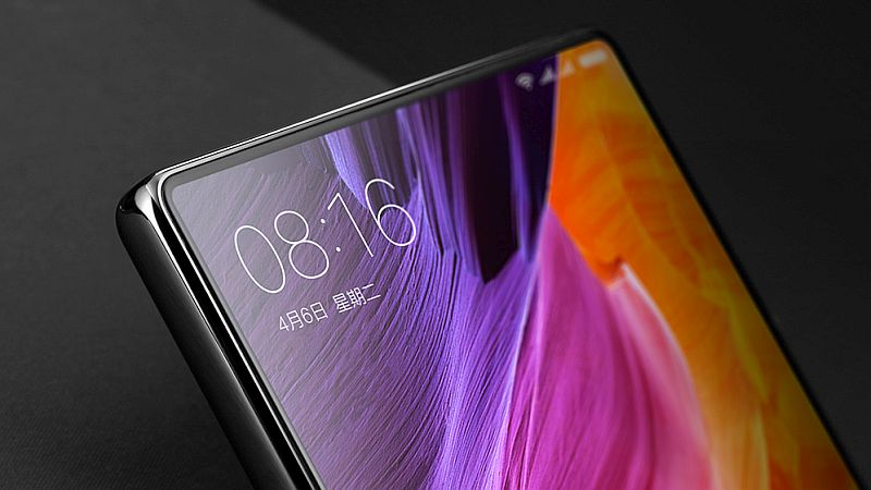 Xiaomi Mi MIX Nano With 5.5-Inch Display Images and Specifications Leaked
