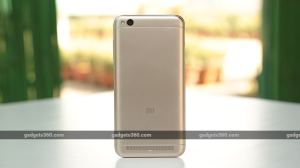 Xiaomi Redmi 5A With 13Megapixel Camera Launched in India