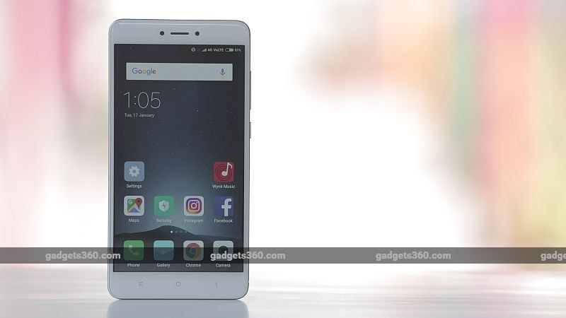 Xiaomi Redmi Note 4 Flash Sale in India at 12pm IST Today, Price Starts at Rs. 9,999