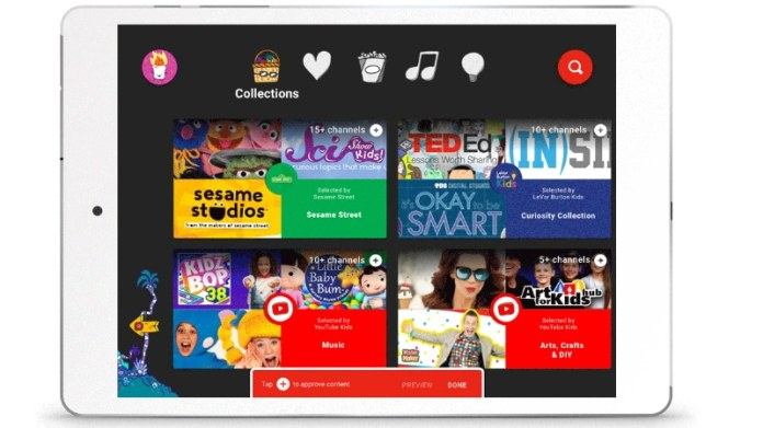 YouTube Kids Gets Stricter Parental Curation, New Mode for Older Kids Rolling Out in the US