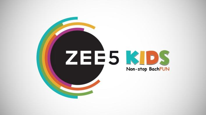 Zee5 किड्स लोगो c Zee5 किड्स लोगो