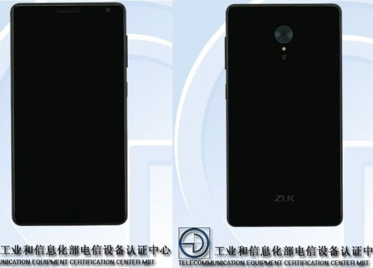 Zuk Edge Launch Now Set for Tuesday; New Leaked Images Surface