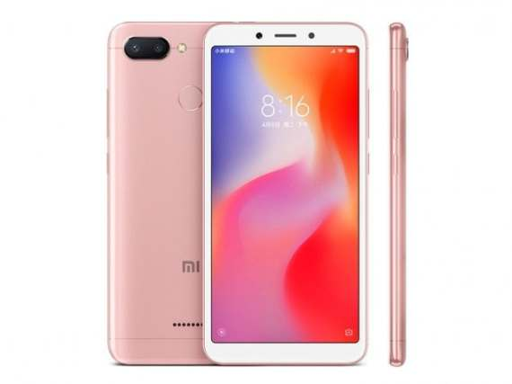 Redmi 6 in Only 7999/-