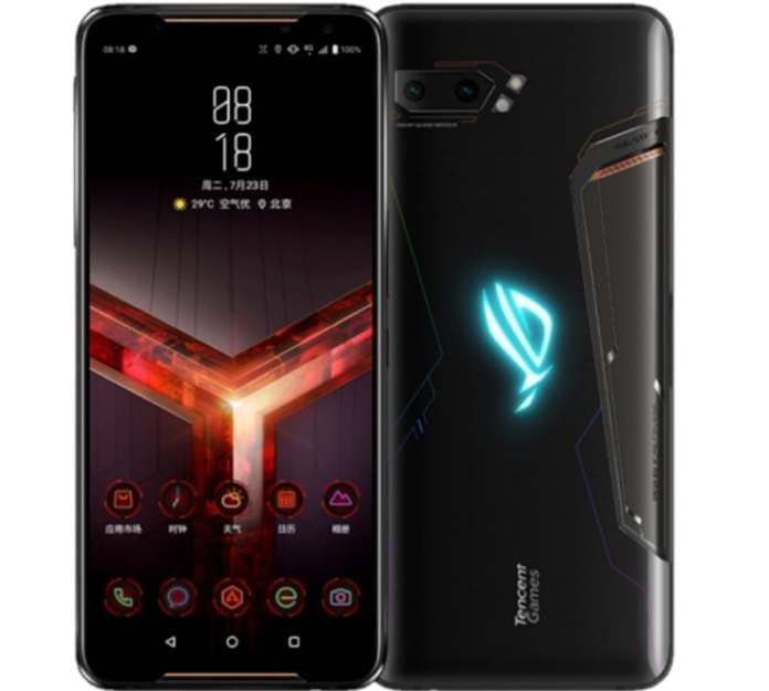 Asus ROG Phone 2 Price in India, Specifications, Comparison (2nd January  2021)