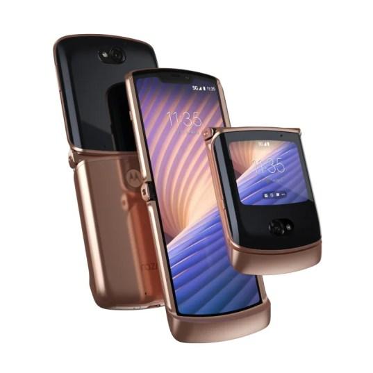Motorola Razr 5G Price in India, Specifications, Comparison (2nd January  2021)