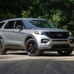 2020 Ford Explorer Five Pronged Attack The Car Guide