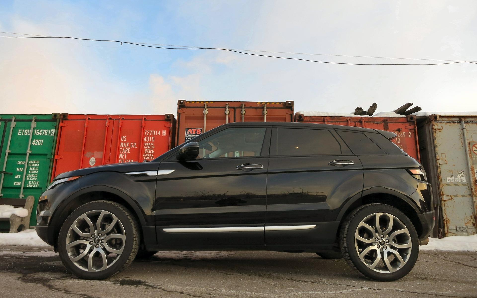 2015 Land Rover Range Rover Evoque Walk Your Own Path 4 20