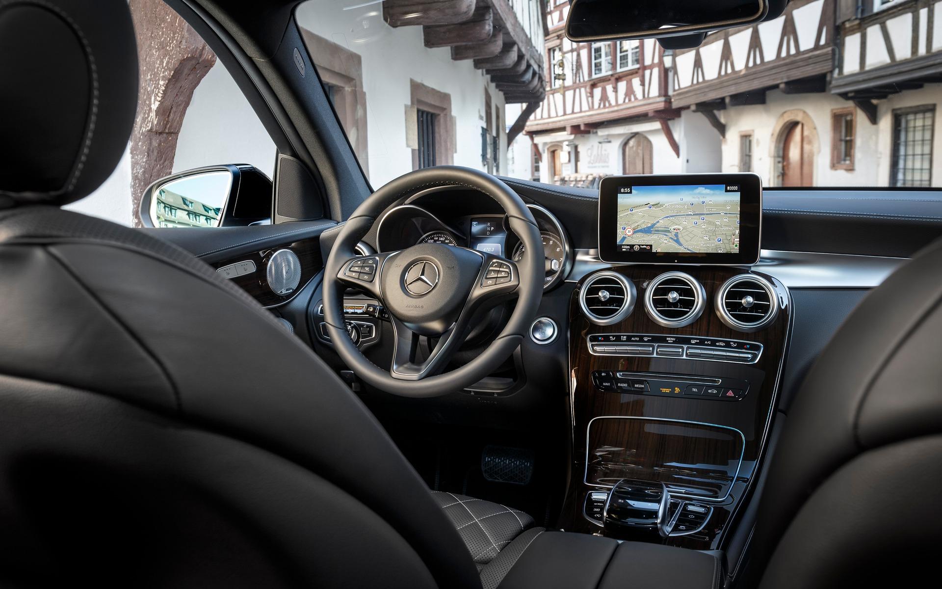2016 Mercedes Benz GLC Nothing Like The GLK 239