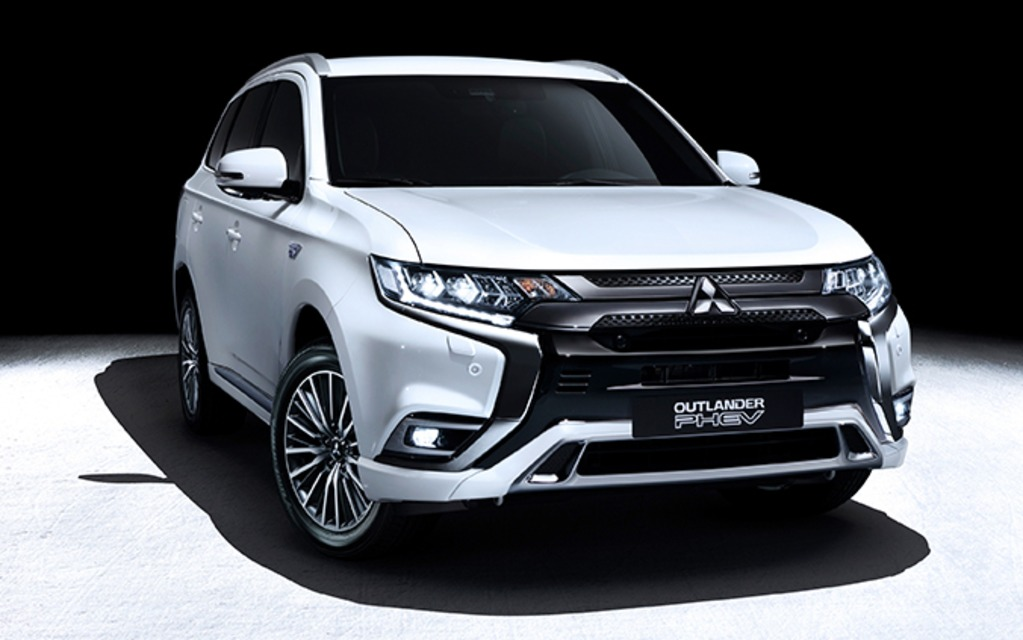 changes announced for the 2019 mitsubishi outlander phev - the car guide