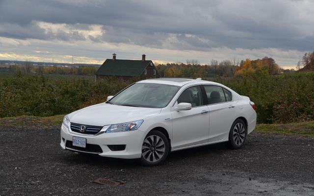 2015 Honda Accord Lx Sedan Man Specifications The Car Guide