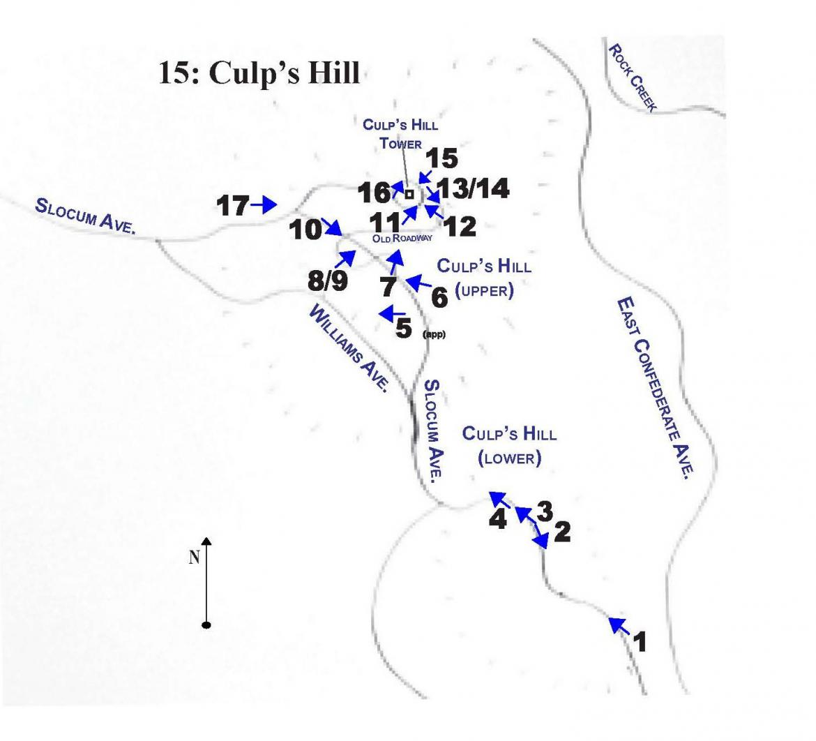 Gettysburg National Military Park Then Amp Now Part 19