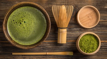 Japanese Tea Ceremony - Living in the Moment   Collette