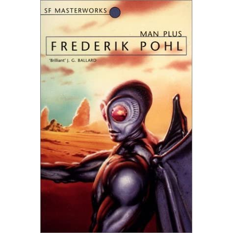 Image result for frederik pohl man plus