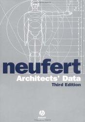 Architects' Data Book by Ernst Neufert