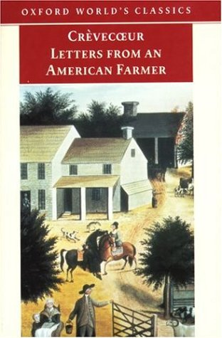Letters From An American Farmer By J