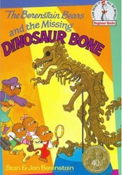The Berenstain Bears and the Missing Dinosaur Bone Book by Stan Berenstain