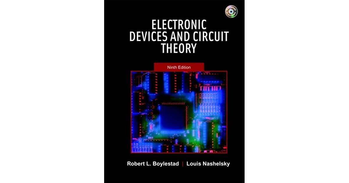 Electronic Devices And Circuit Theory By Robert L. Boylestad