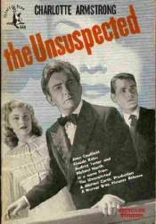 The Unsuspected Book by Charlotte Armstrong