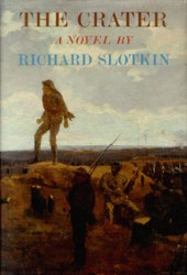 The Crater Book by Richard Slotkin