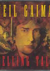 Telling Tales Book by Neil Gaiman