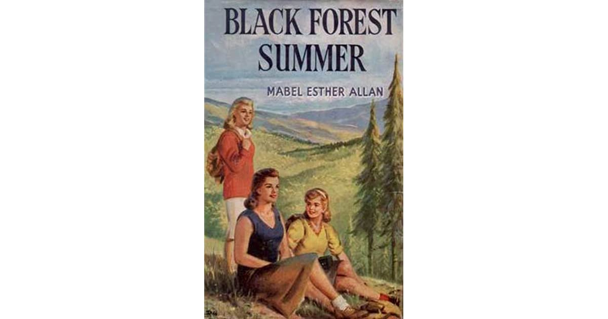 Image result for black forest summer mabel esther allan