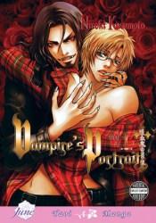 Vampire's Portrait, Volume 1 Book by Hiroki Kusumoto