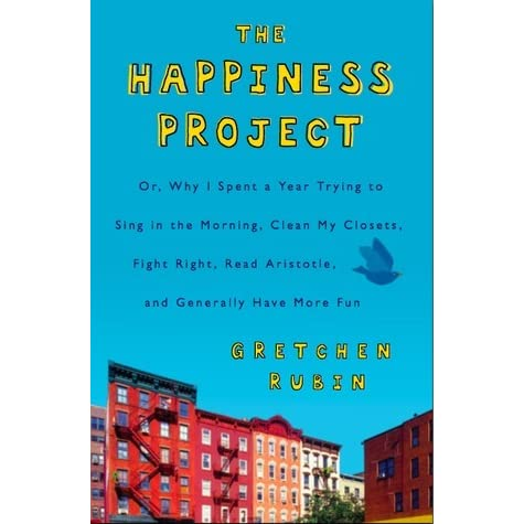 Image result for the happiness project