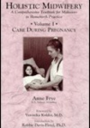 Holistic Midwifery : Care During Pregnancy Vol. 1 Book by Anne Frye