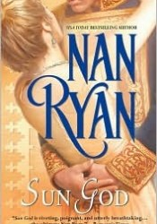 Sun God Book by Nan Ryan