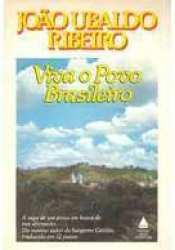 Viva o Povo Brasileiro Book by João Ubaldo Ribeiro