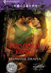 Poisoned Kisses (Mythica #3) Book by Stephanie Draven