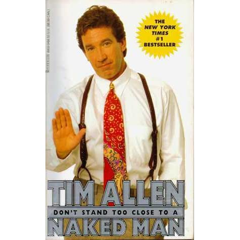 Image result for book dont stand too close to a naked man