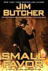 Small Favor (The Dresden Files, #10) Book