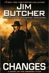 Changes (The Dresden Files, #12) Book